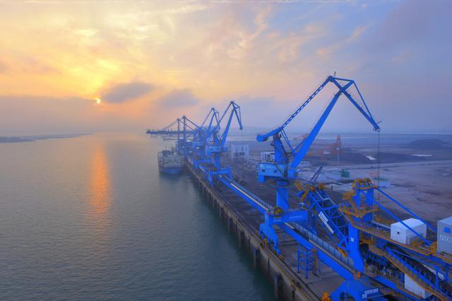 历史新高!莆田东吴港区去年完成货物吞吐量3662万吨