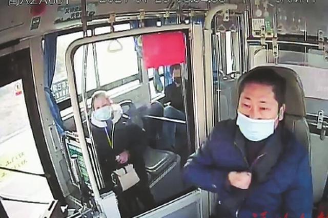 福清一公交车司机突发心梗 生命最后时刻忍痛安全停车