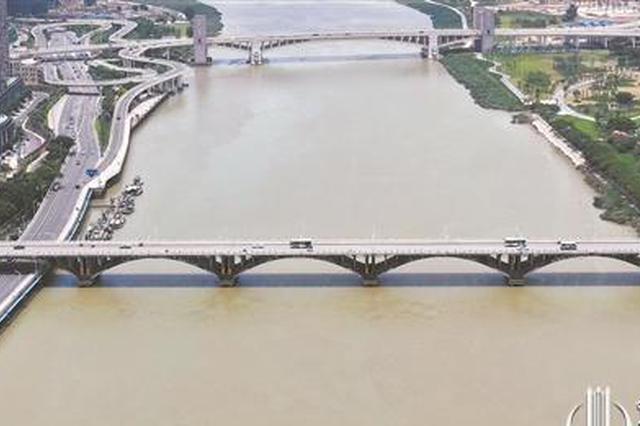泉州大桥将扩宽改造 在上游拼宽一座姊妹桥