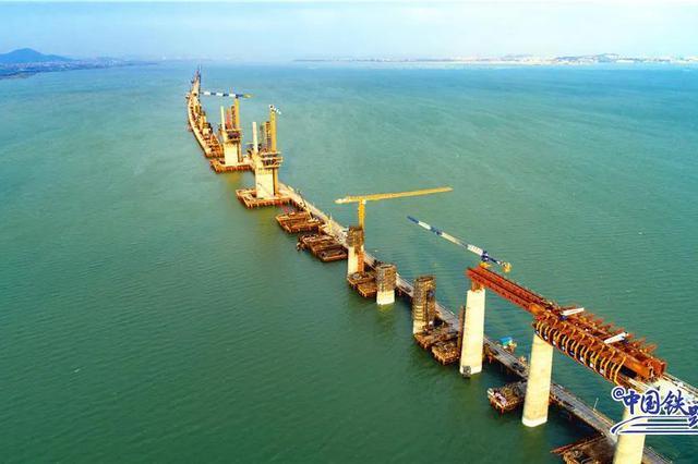 福厦高铁要来了!计划明年通车!中国首条时速350公里跨海高铁