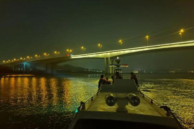 泉州一男子被骗4万元,竟要从后渚大桥跳下……
