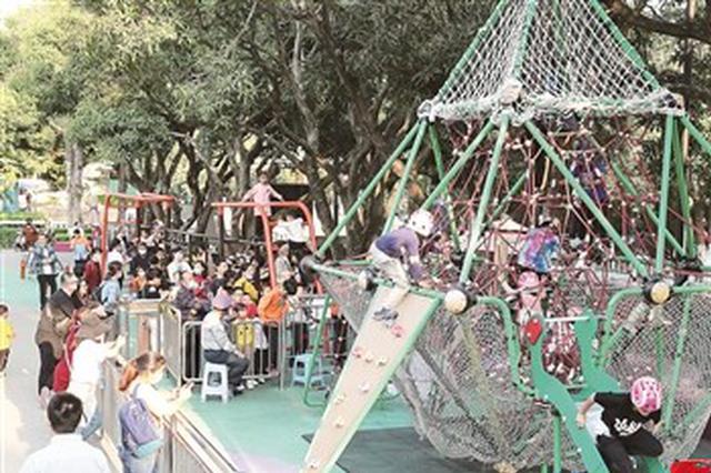 厦门中山公园需预约?仅儿童岛游乐园和动物园限量预约