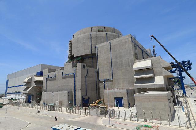 """与福岛核电站相比,中国第三代核电""""华龙一号""""有多安全?"""