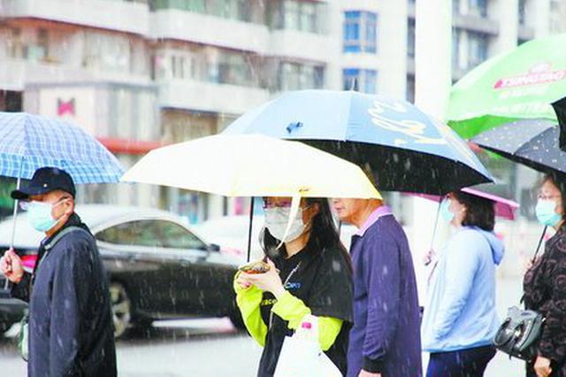 厦门今日雨水暂停明起继续 气温略有回升