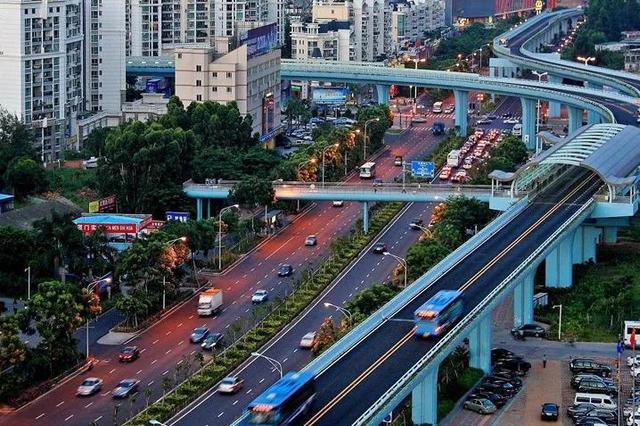 5月1日至5日 厦门公交地铁BRT免费乘