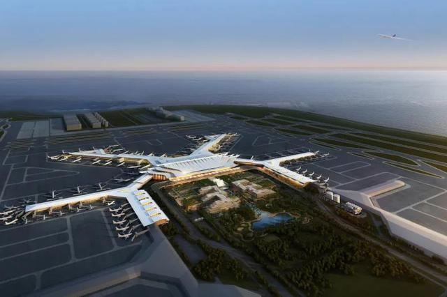 厦门新机场可行性研究报告正式获批!效果图抢先看……