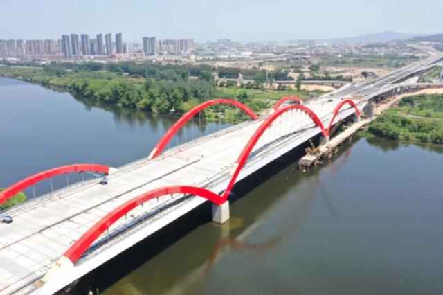 漳州市区九龙江上,又一大桥全线贯通
