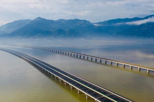 沈海复线宁德漳湾至连江浦口高速公路顺利通过竣工验收