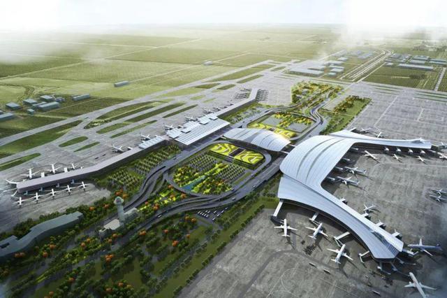 批复!事关福州机场二期扩建!最新效果图曝光