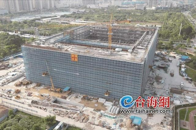 漳州市行政服务中心全面进入装修阶段,国庆前投用