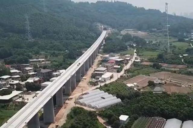 """今后五年 厦漳泉金实现""""1小时生活圈"""""""