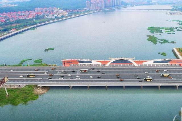 国道324线洛阳江大桥将拓宽 扩宽后双向十二车道