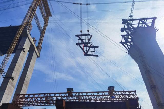 莆炎高速公路三明段建设进入冲刺阶段