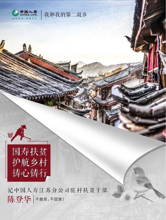 国寿铸心系列二十四:扶贫工作无小事,椿树村里守初心--记重庆中国人寿扶贫干部王开奎