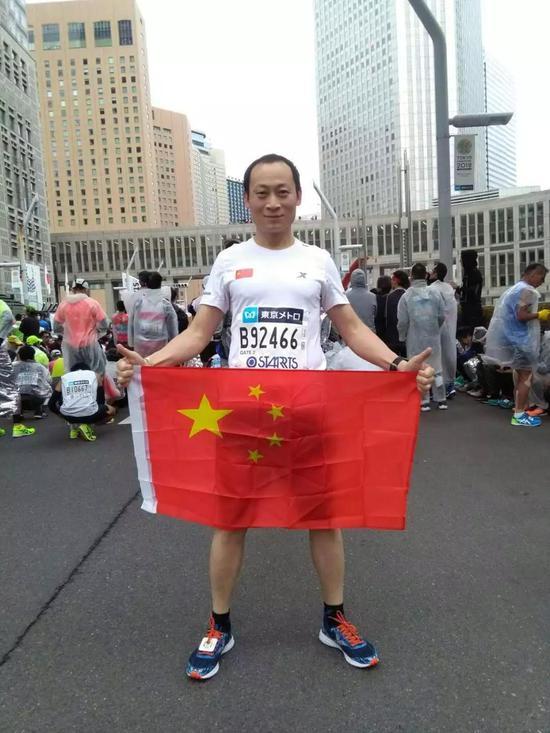 特步儿童公益训练营长沙组织者公云峰:一个人跑步是一种颜色 一群人跑步是一道彩虹
