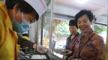 福州连江有个爱心食堂