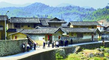 漳州梅林镇建设千年生态古镇