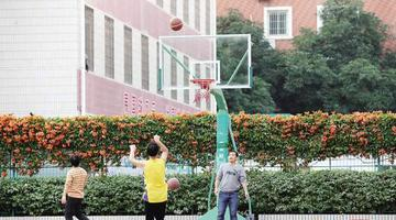 厦门14所学校对社会开放体育设施