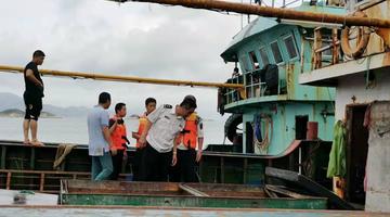 福州查获非法渔获物逾50吨