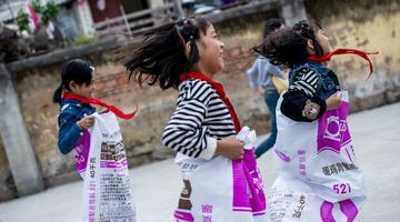 #福建暖冬#第七季,守护山区孩童体育梦!
