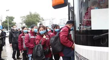 福建已派出1099名医护人员支援湖北