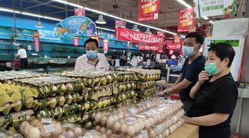 福州鸡蛋价格跌至近两年新低