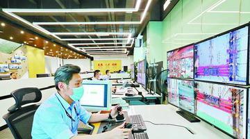厦门港集装箱码头启动全智能化改造
