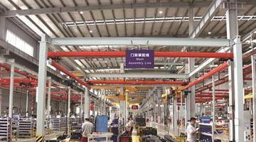 全球第二大工业车辆制造商在漳州建厂