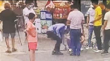 泉州:街头7人骗钱团伙被打掉