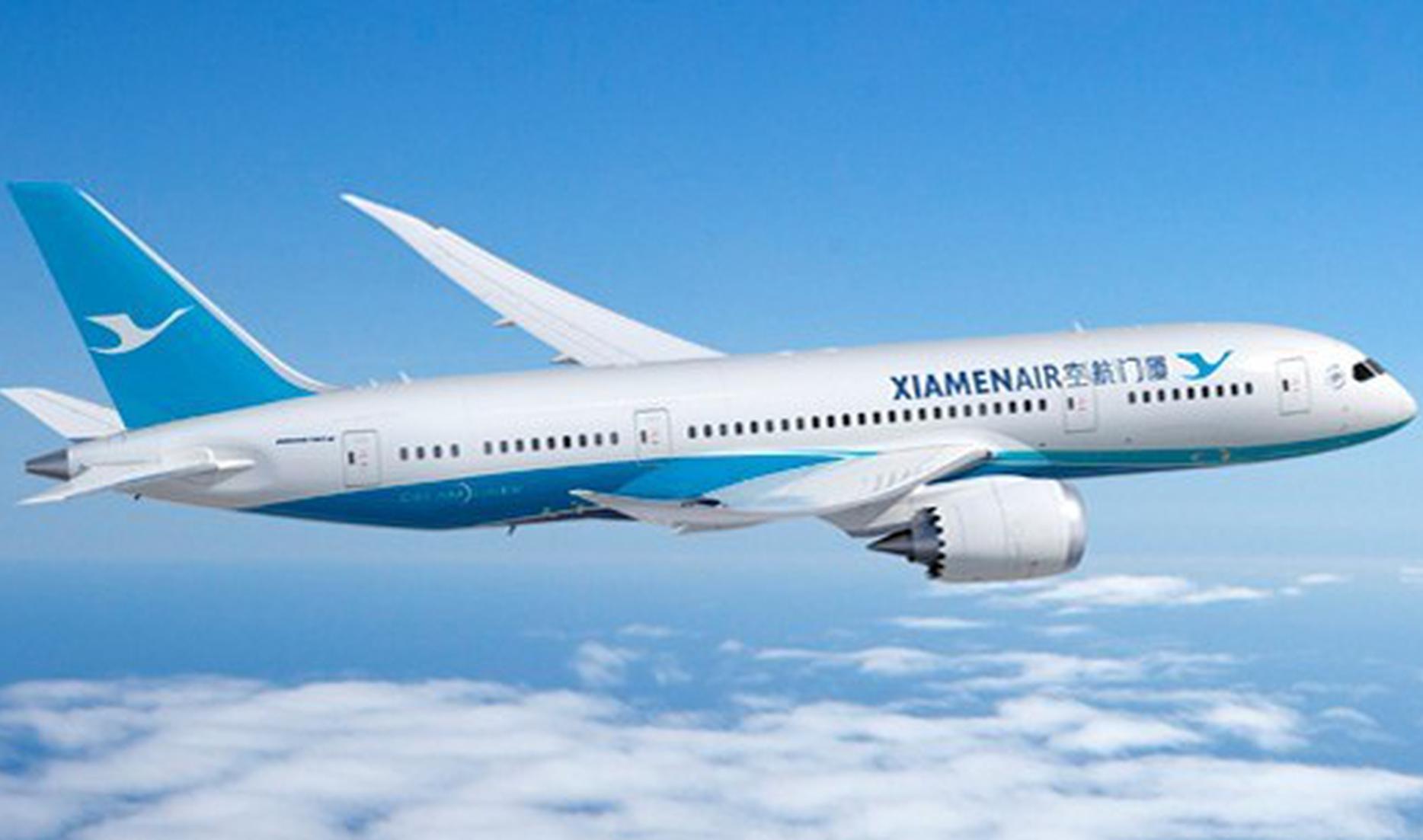 冬春新航季 厦航将新开15条国内外航线