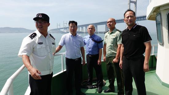 """长乐检察:公益诉讼""""回头看""""巩固海洋治理效果"""