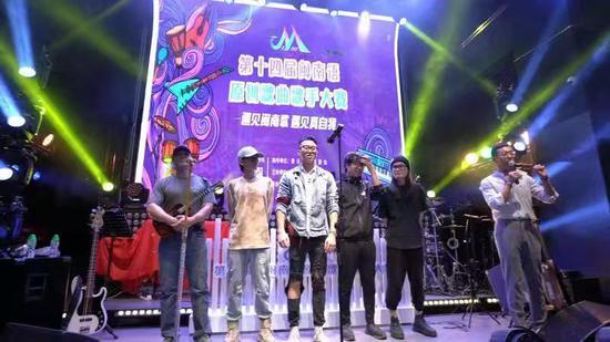 第十四届闽南语原创歌曲歌手大赛乐团季正式启动