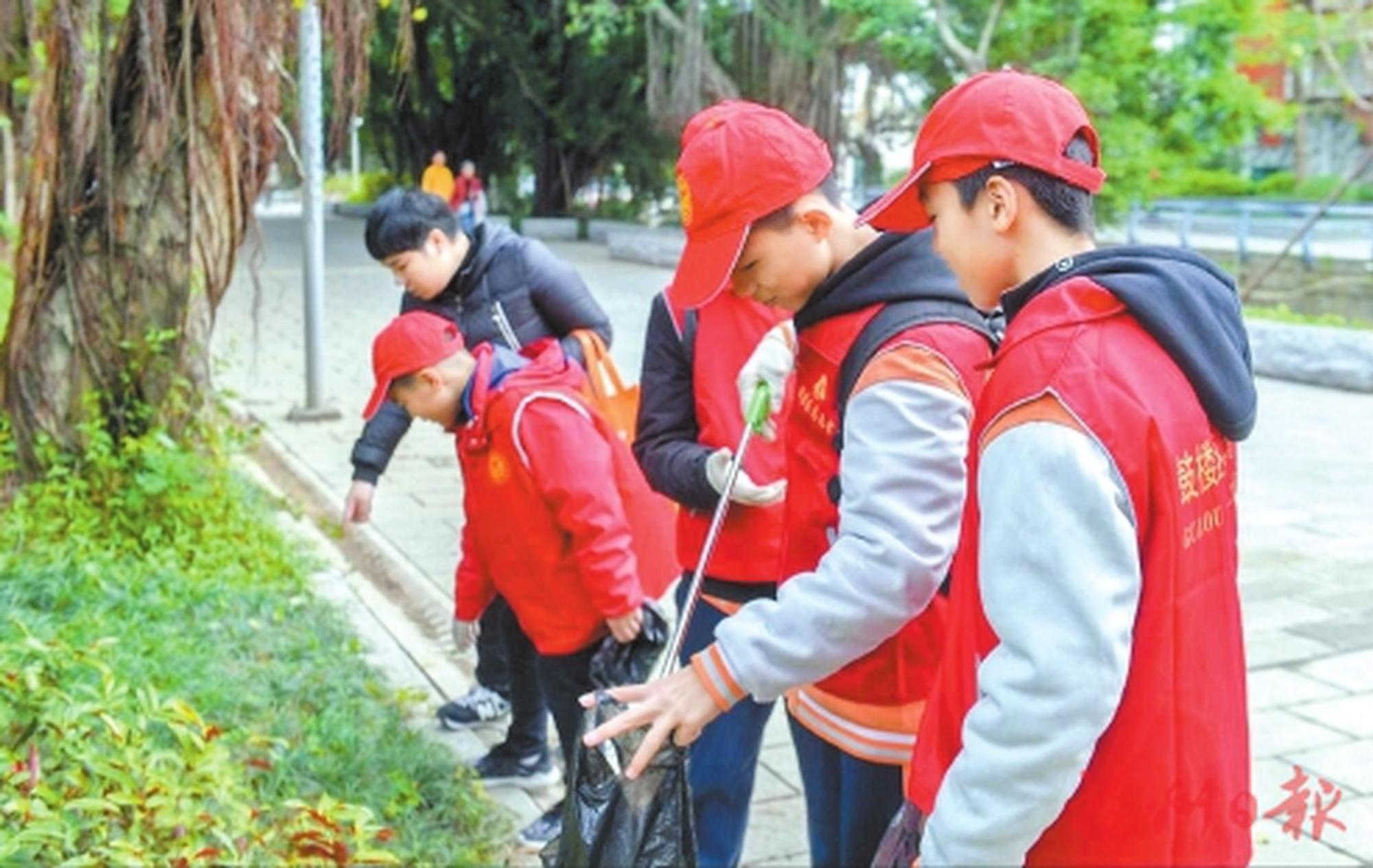 福州鼓楼区启动清洁月水系专项整治行动