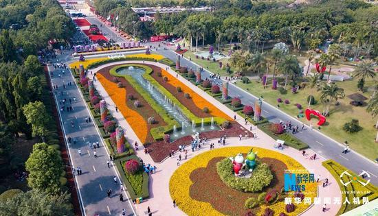 第十一届农博会·第二十一届花博会圆满闭幕
