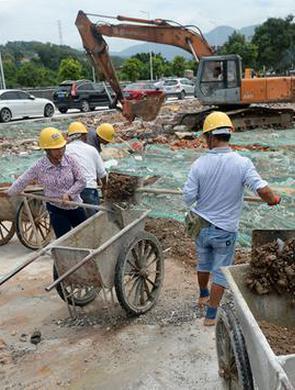 福州首个国企安置型商品房动建