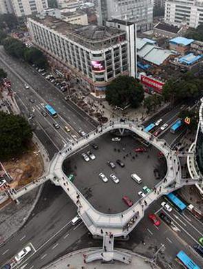 """福州东街口未来定位为""""智慧商圈"""""""