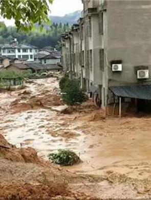 三明遭遇泥石流救援队赴一线