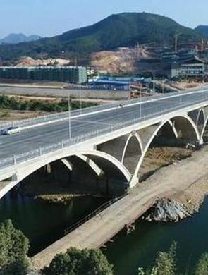 福州永泰黄埔大桥通车