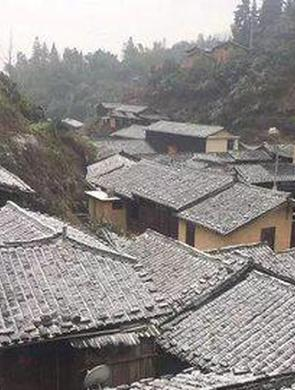 龙岩一村落700年无蚊子