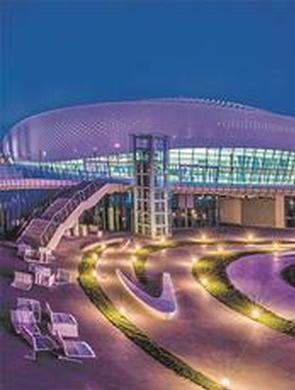 晋江第二体育中心将成为新地标