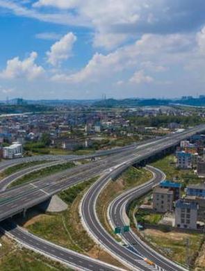 福州长福高速公路正式通车