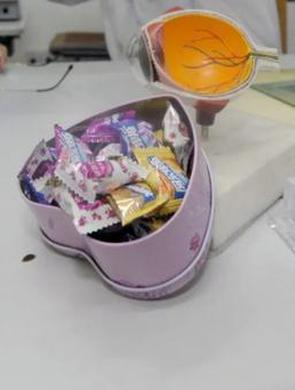 福州医生一年发出5斤糖果救下4人