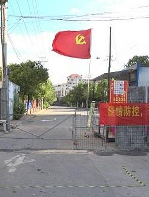 实地探访枫亭镇部分调整为低风险区村居