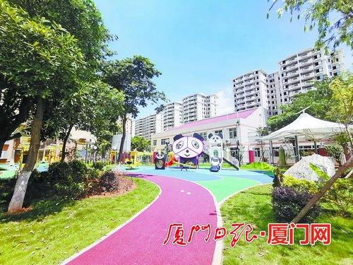 近邻党建引领,体育运动公园进小区。