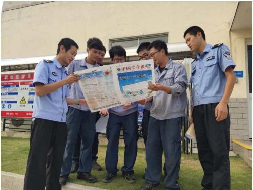 泉州安溪龙门镇开展禁毒宣传进工厂活动
