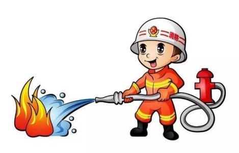 永安:民警扑灭火灾 警示教育吸取教训