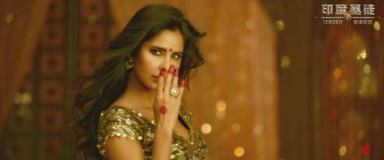 《印度暴徒》第一美女性感舞动 超长片段阿米尔汗2019开年狂欢