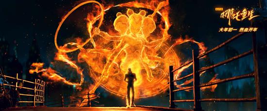 《新神榜:哪吒重生》定档2021大年初一 全新预告释出热血开年