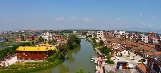 漳州市十大最美乡村之一——田头村
