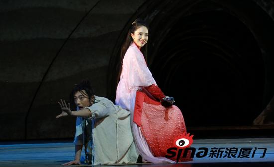 """董璇领衔出演""""紫霞仙子"""" 舞台剧《大话西游》来厦重温经典"""